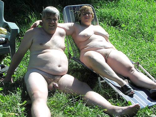 пожилые пары голые фото