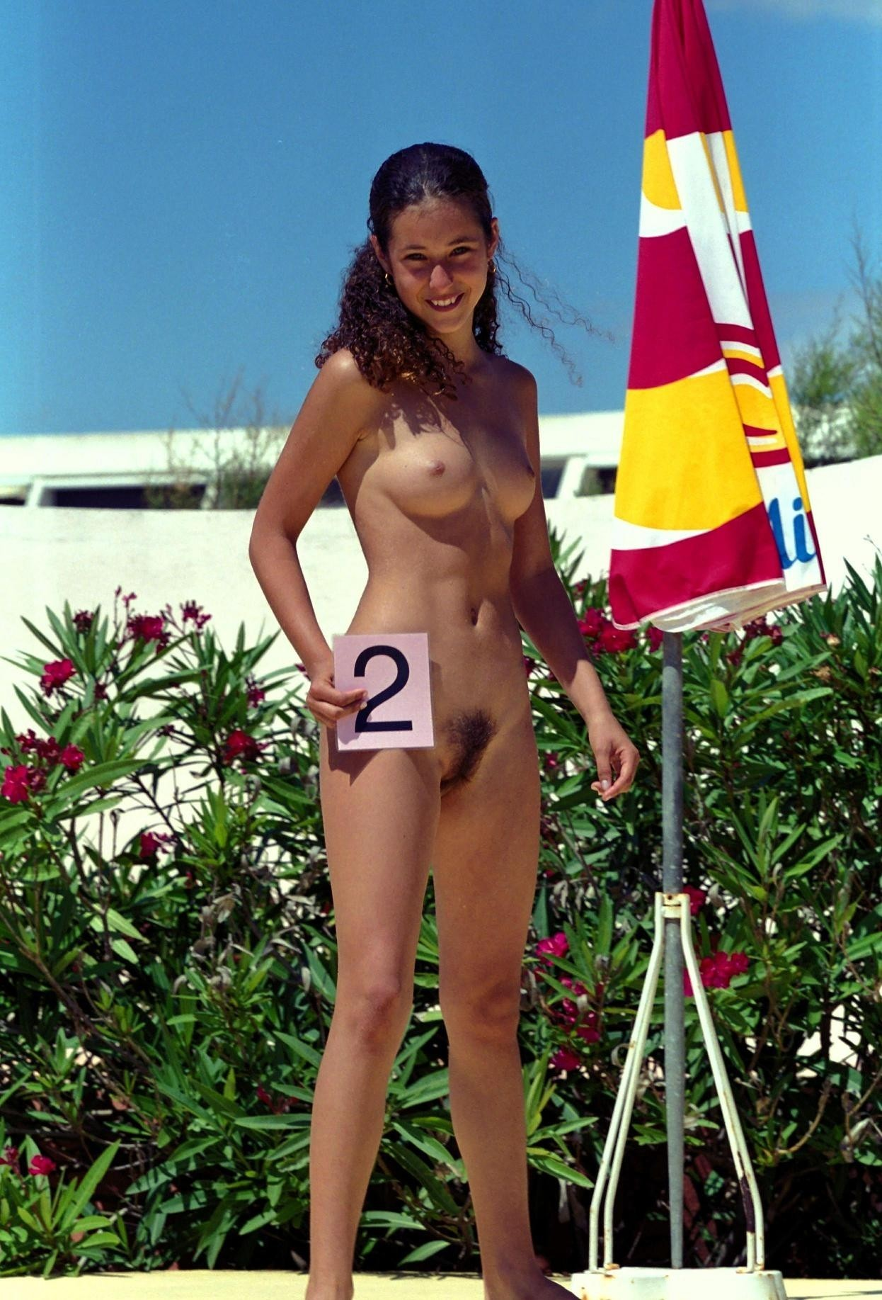 Jr miss beauty pageant nude